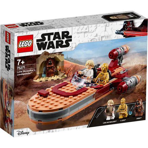 LEGO Star Wars Luke Skywalker's Landspeeder 75271