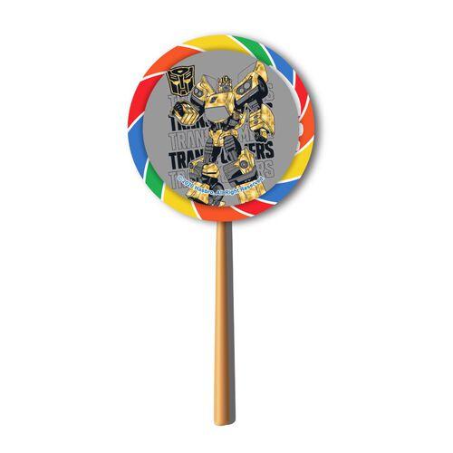 Twirl Pop Candy with Sticker 60G