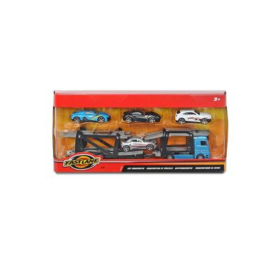 Fast Lane Small Car Transporter - Us Version