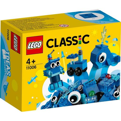 LEGO Classic Creative Blue Bricks 11006