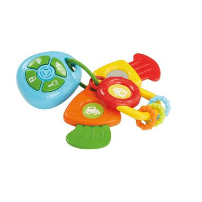 BRU Musical Teething Keys