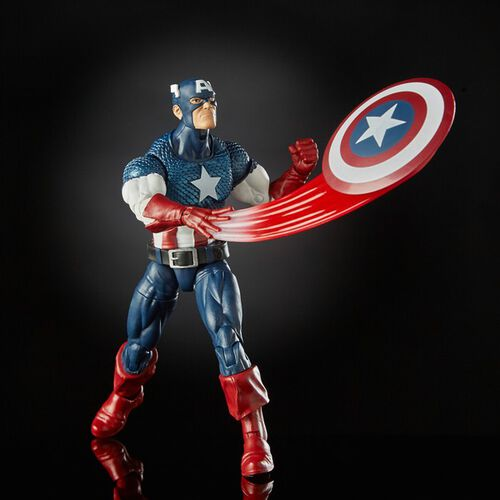 Marvel Legends 80Th Aniversary Captain America