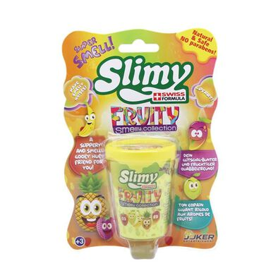 Slimy Swiss Formula Fruity Metallic - Assorted