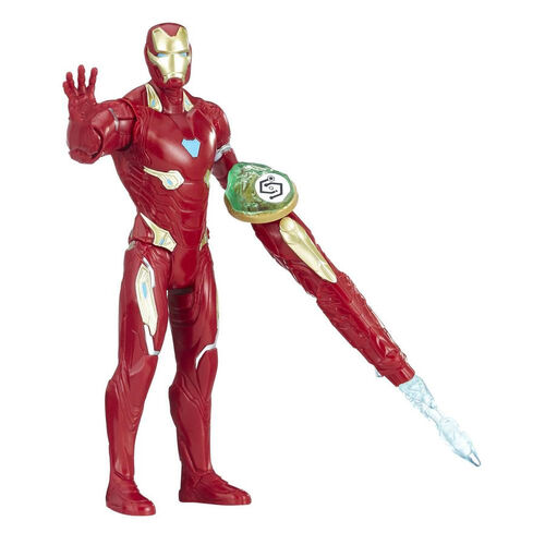 Marvel Avengers 6 Inch Figure With Stone And Accessory - Assorted