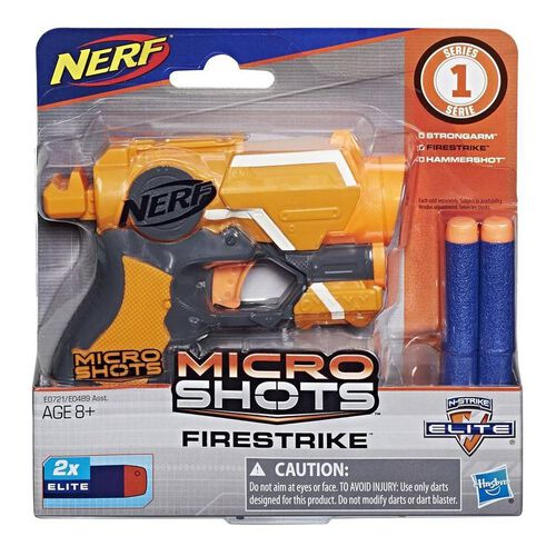 NERF Microshots - Assorted