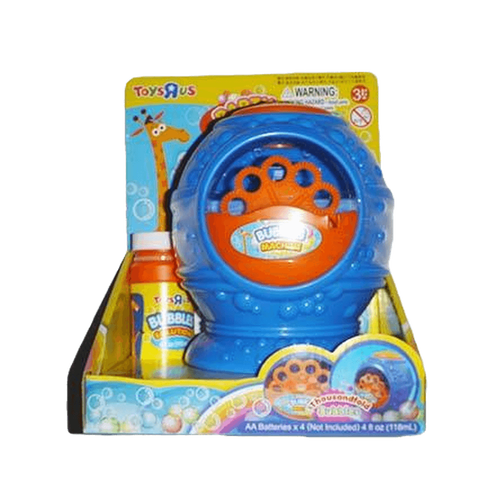 Geoffrey's World - Party Bubble Machine