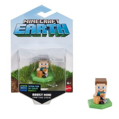 Minecraft Boost Mini Figure Singles - Assorted