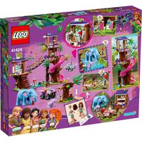 LEGO Friends Jungle Rescue Base 41424