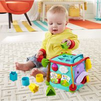 Fisher-Price Busy Box -Use