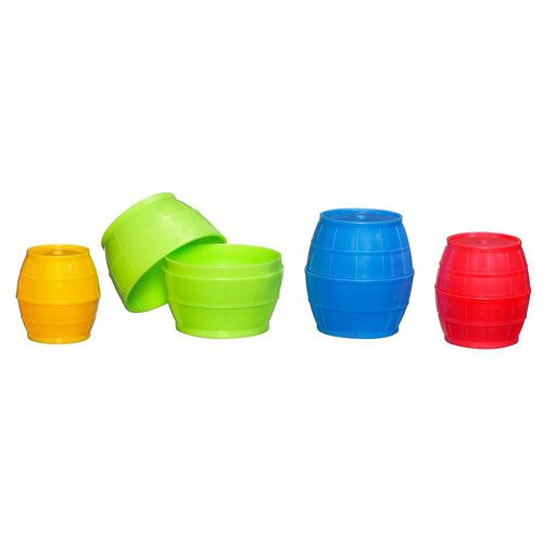 Playskool Stack N Nest Block/Barrel - Assorted