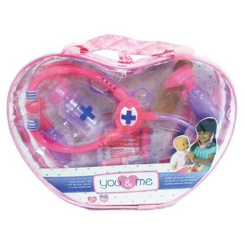 You & Me Doctor Set In Carry Case