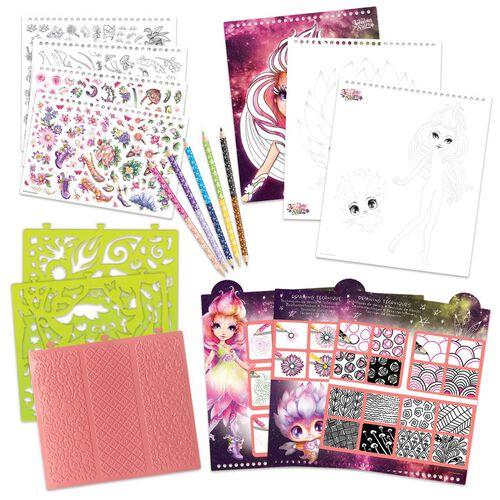 Nebulous Stars Creative Sketchbook Petulia