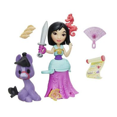 Disney Princess Small Doll Play Accessory - Assorted W1 16