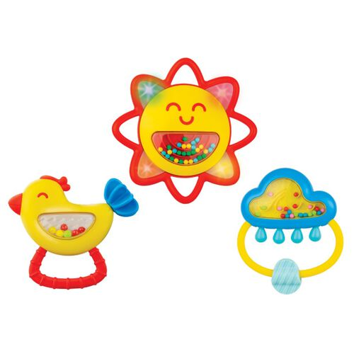 Winfun Sky Shakers Rattle Gift Set