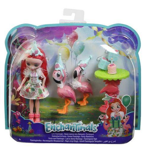 Enchantimals Doll/Animal Theme Pk - Assorted