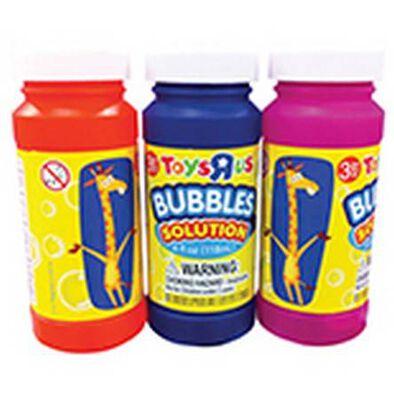 Geoffrey 4 Oz Bubble