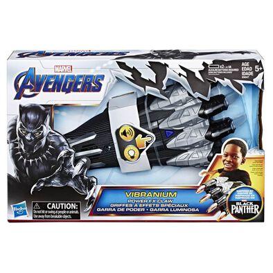 Marvel Avengers Black Panther Vibranium Power FX Claw
