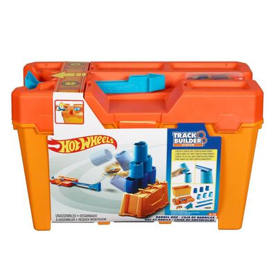Hot Wheels Track Builder Stunt Box - Assorted