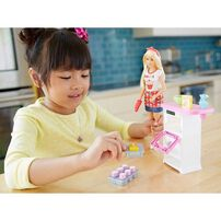 Barbie Bakery Chef Doll and Playset - Assorted
