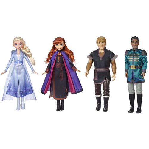 Disney Frozen 2 Fashion Doll - Assorted