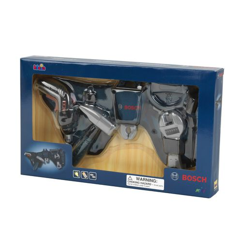 Bosch Tool Belt With Ixolino