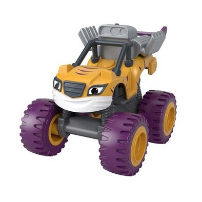 Nickelodeon Blaze Vehicle Diecast - Assorted