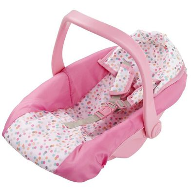 Perfectly Cute Baby Doll Car Carrier