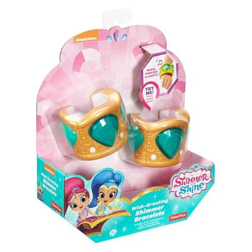 Fisher-Price Shimmer Secret Genie Jewelry 2018 - Assorted