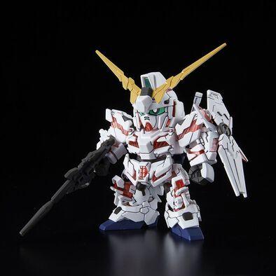 Gundam Bd* -1000 Sd Gundam Cross Silhouette Unicorn Gundam (Destroy Mode)