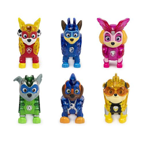 Paw Patrol Mighty Pup Charged Up - Assorted