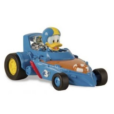 Mickey Mouse/Disney Mickey Roadster Hot Rod Mini Vehicles