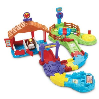 Vtech Toot Toot Animal Horse Stable