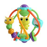 Bright Starts Clack & Slide Activity Ball Toy