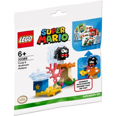 LEGO Fuzzy & Mushroom Platform Expansion Set 30389