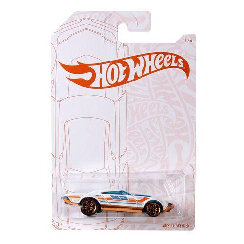 Hotwheels Hot Wheels Pearl & Chrome - Assorted