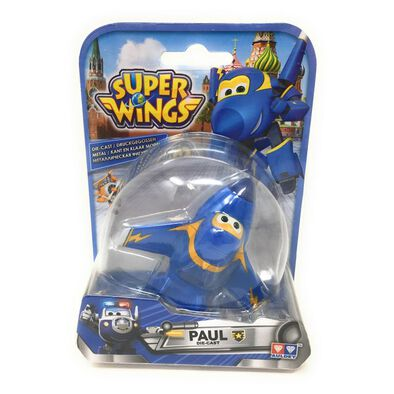 Super Wings Die-Cast Jerome