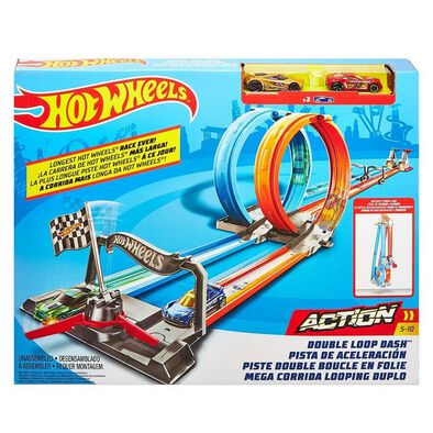 Hotwheels Hot Wheels Hyper Mile Dual Dash