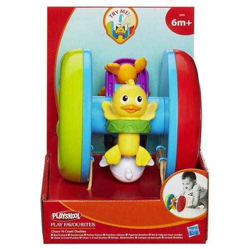 Playskool Pf Chase N Crawl Duckies