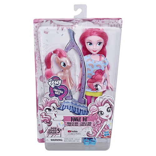 My Little Pony Equestria Girls Doll With Pony - Assorted