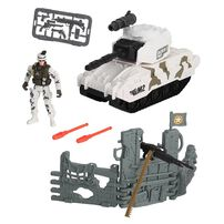 Soldier Force Swift Attax Tank