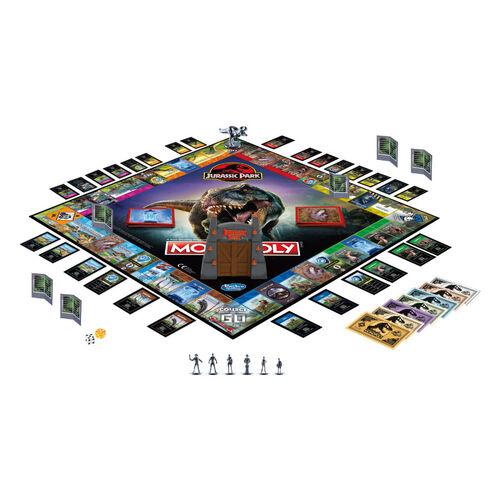 Monopoly Jurassic Park