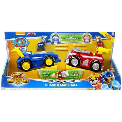 Paw Patrol Mighty Pups Super PAWS Powered Up