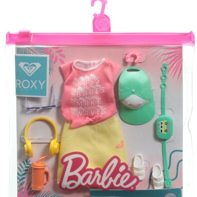 Barbie Fashion Storytelling Doll