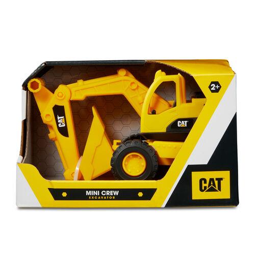 Cat Mini Crew 7 InchVehicle - Assorted