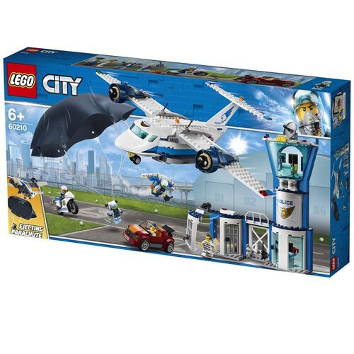 LEGO City Sky Police Air Base 60210