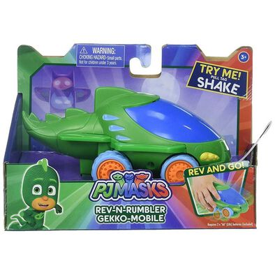 PJ Masks Rev-N-Rumblers Gekkomobile