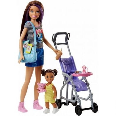Barbie Babysitter Playset - Assorted