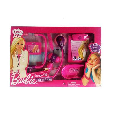 Barbie Doctor Small B0X Set
