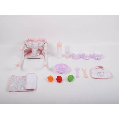 you & me - Feeding Accessory Set