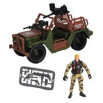 Soldier Force Patrol VehiclePlayset - Vehicle